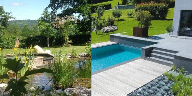 piscine écologique, naturelle ou traditionnelle